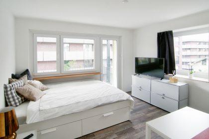 Erstes Apartment in Winterthur eröffnet