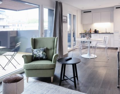Neues Flagship Apartment in Winterthur eröffnet