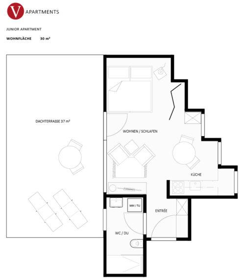 Junior-Apartment-Ebnetstrasse-6-D1-1