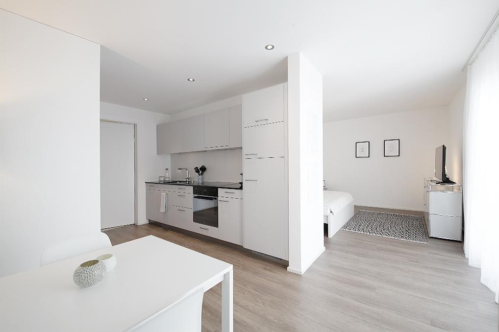 Neues Apartment eröffnet - 20. April 2018