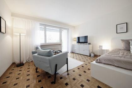 Neues Apartment eröffnet - Juli 2018